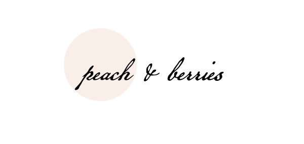 peach & berries logo